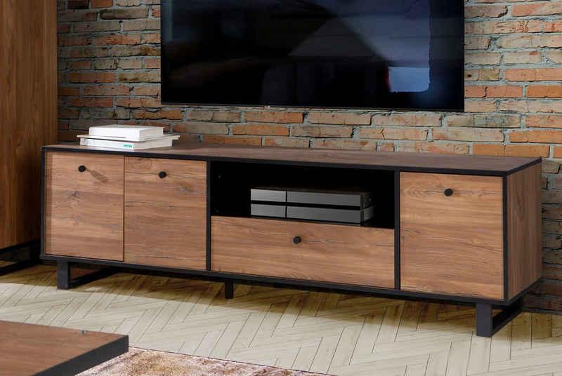 FORTE TV-Bank, Breite ca. 180 cm