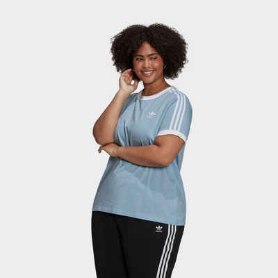 adidas Originals T-Shirt »ADICOLOR CLASSICS 3-STREIFEN ? GROSSE GRÖSSEN«
