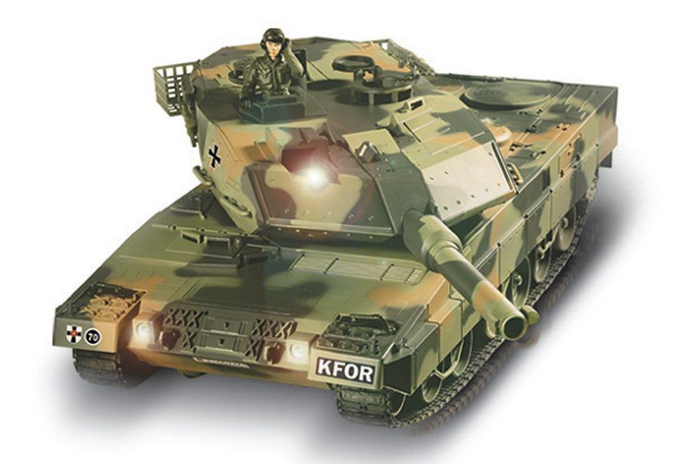rc panzer torro leopard ii a5 mit 6 mm schussfunktion. Black Bedroom Furniture Sets. Home Design Ideas