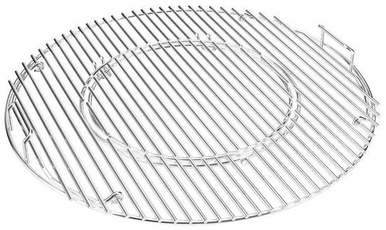 Tepro Grillrost, verchromt, 57 cm Ø