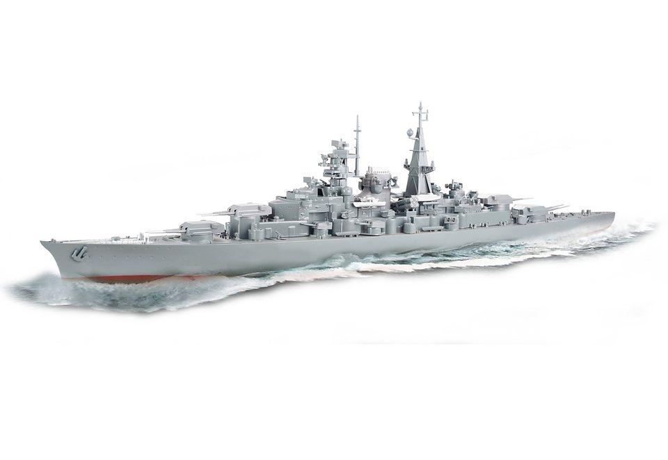 RC Schlachtschiff, Torro, »Bismark« in grau