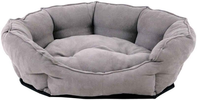 SILVIO design Tierbett »George M«, BxLxH: 46x56x19 cm, hellgrau