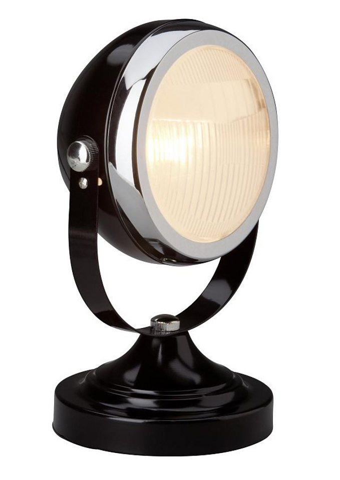 Halogen-Tischleuchte, Brilliant Leuchten, »RIDER« (1flg.) in schwarz