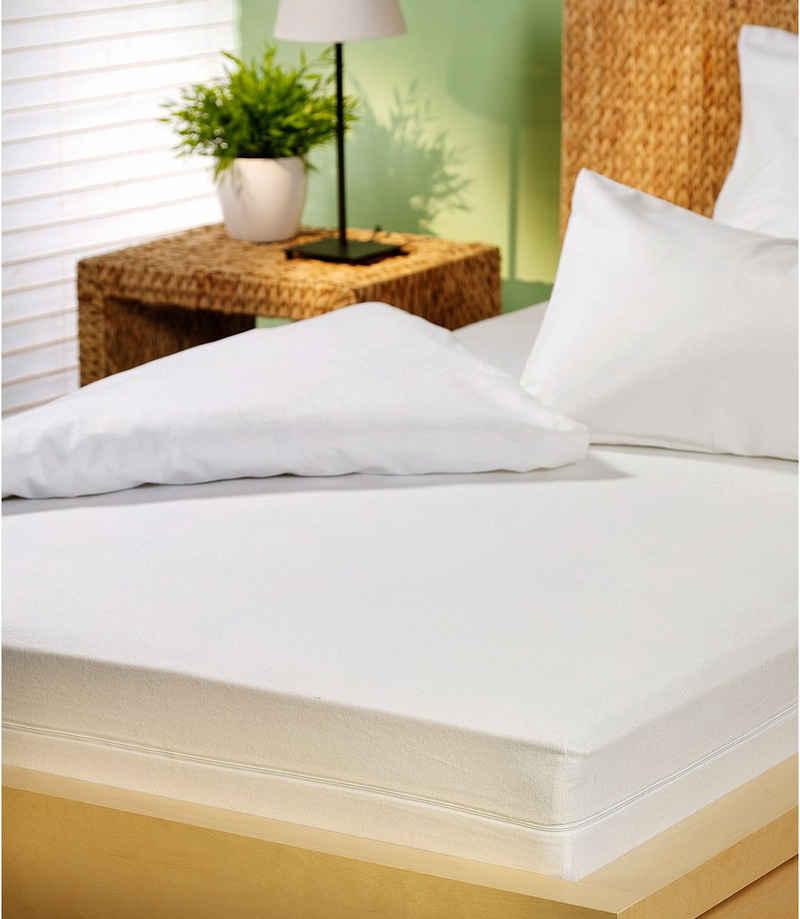Matratzenschutzbezug »Protect & Care« SETEX, Hausstauballergiker geeignet