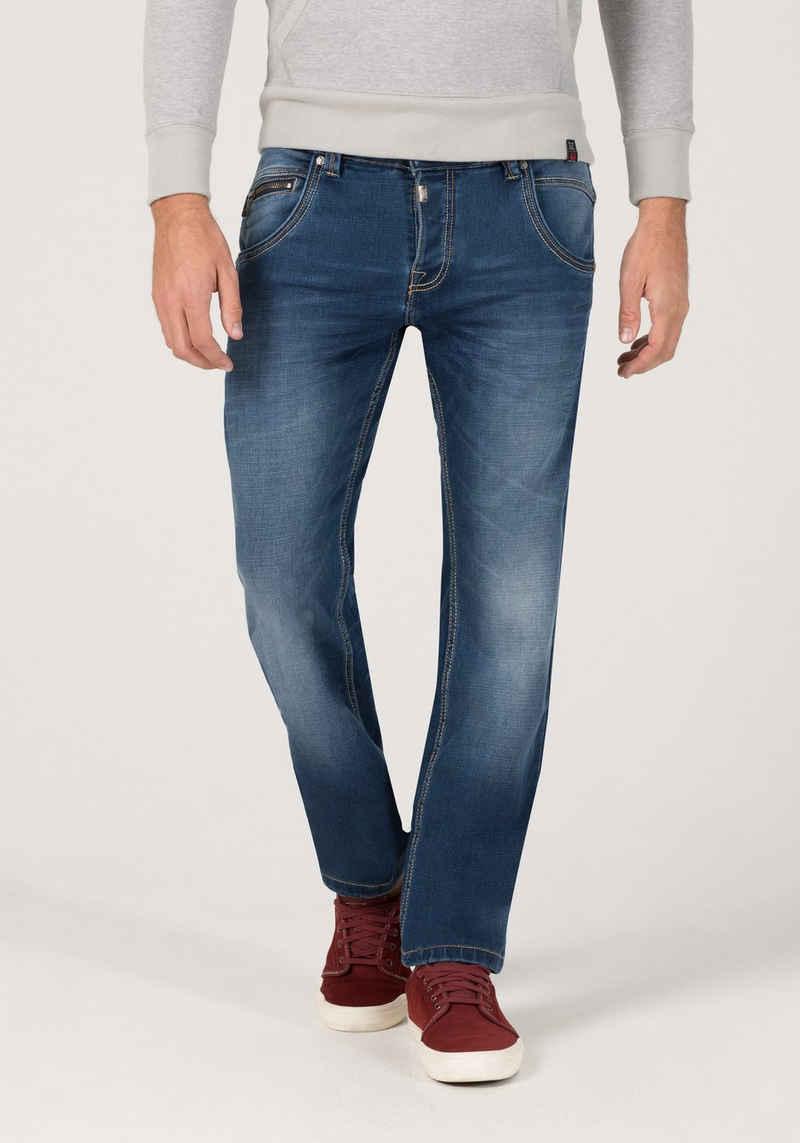 TIMEZONE Regular-fit-Jeans »Regular HaroldTZ Rough«