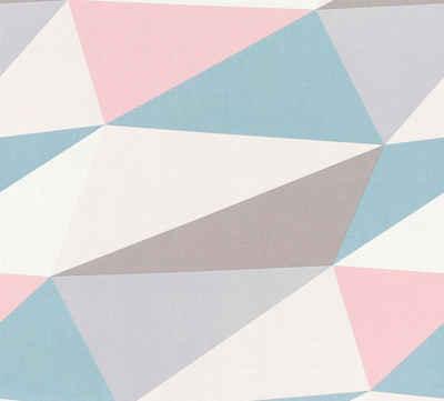 living walls Vliestapete »Scandinavian«, 3D-Optik, geometrisch, grafisch