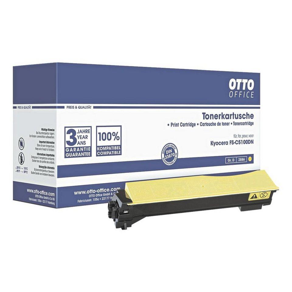 OTTO Office Standard Toner ersetzt Kyocera »TK-540Y«