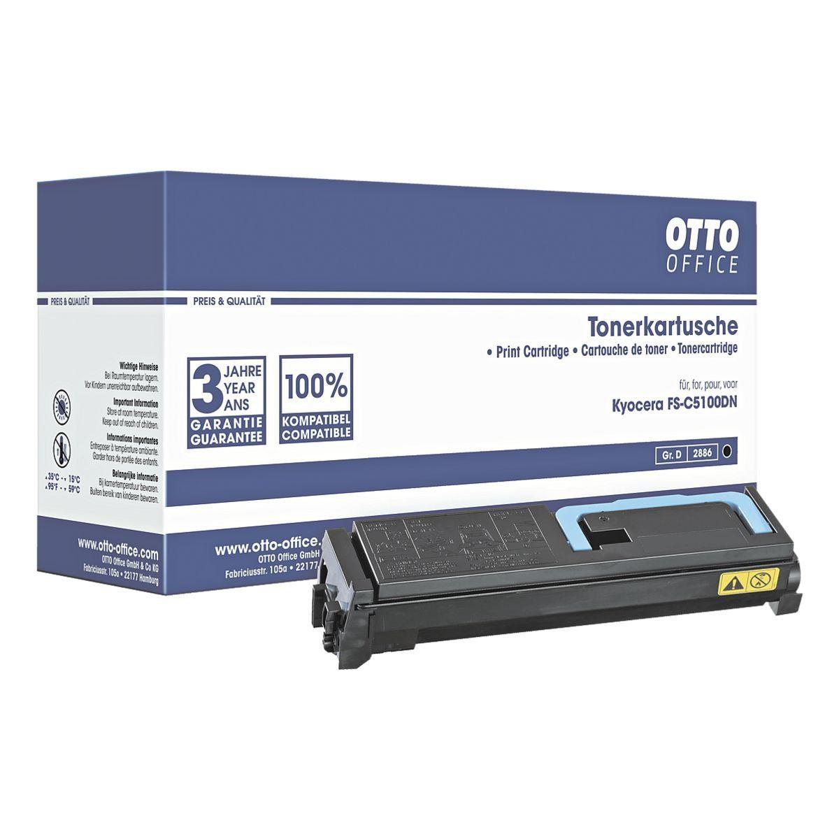 OTTO Office Standard Toner ersetzt Kyocera »TK-540K«