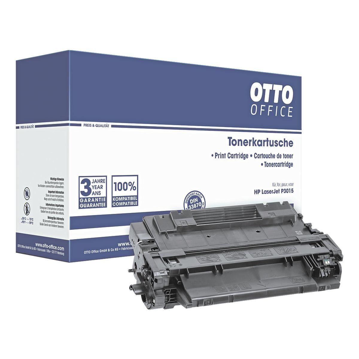 OTTO Office Standard Druckkassette ersetzt HP »CE255A« 55A