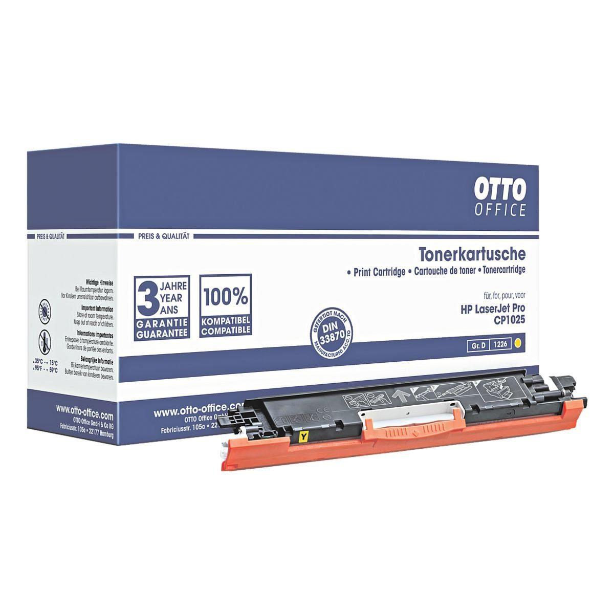 OTTO Office Standard Toner ersetzt HP »CE312A« 126A