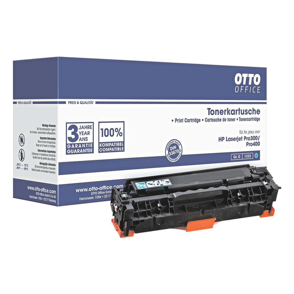 OTTO Office Standard Toner ersetzt HP »CE411A« 305A