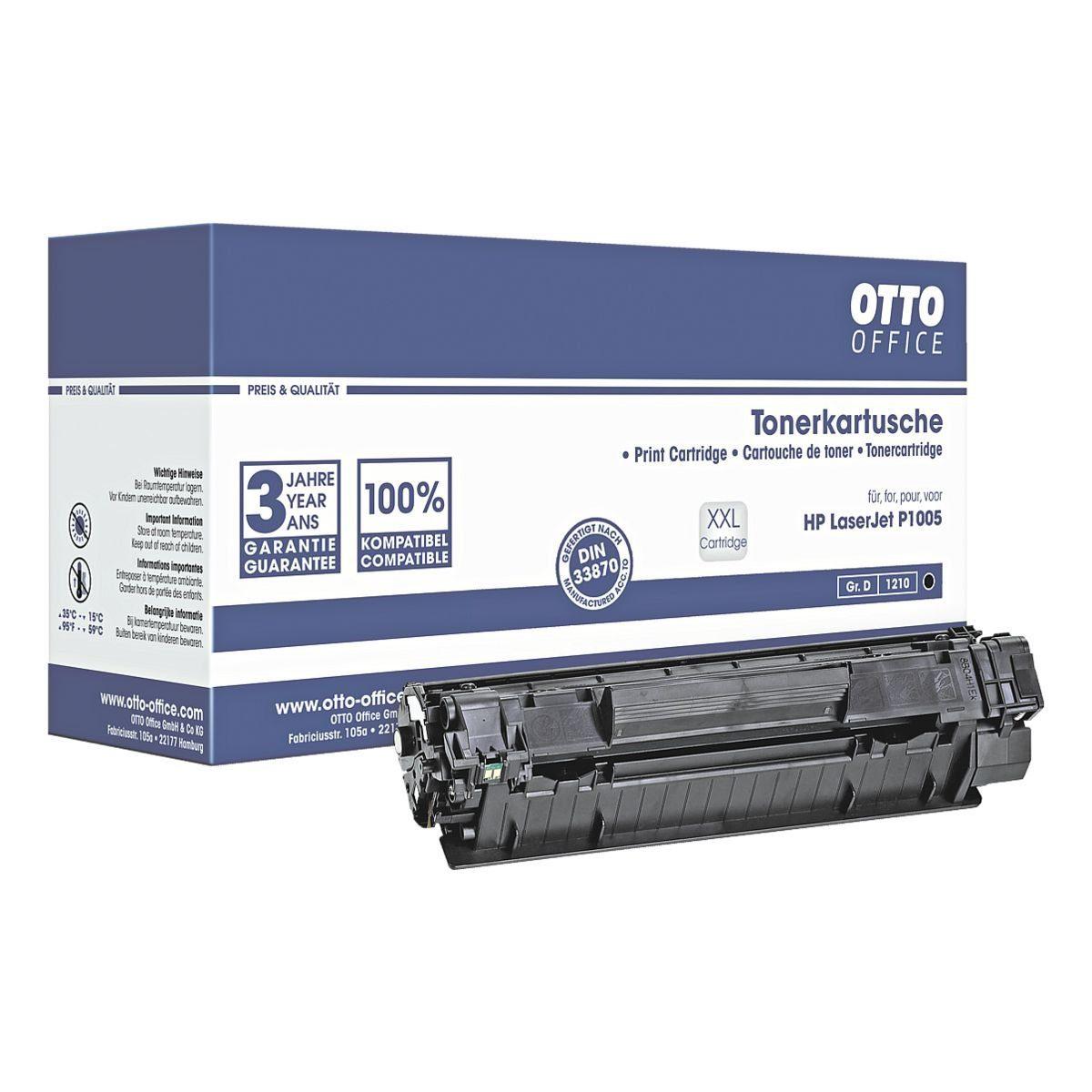 OTTO Office Standard Druckkassette ersetzt HP »CB435XXL«