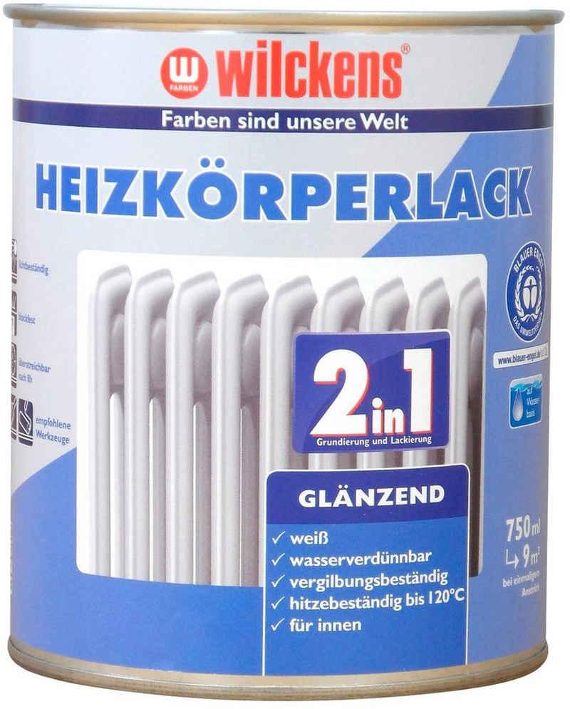 Wilckens Farben Heizkörperlack »2in1 Heizkörperlack glänzend«, geruchsarm