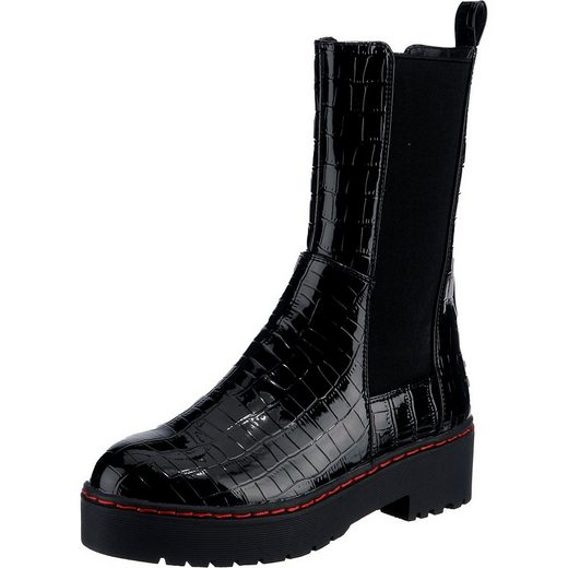 ambellis »High Chelsea Boot mit Zipper« Chelseaboots