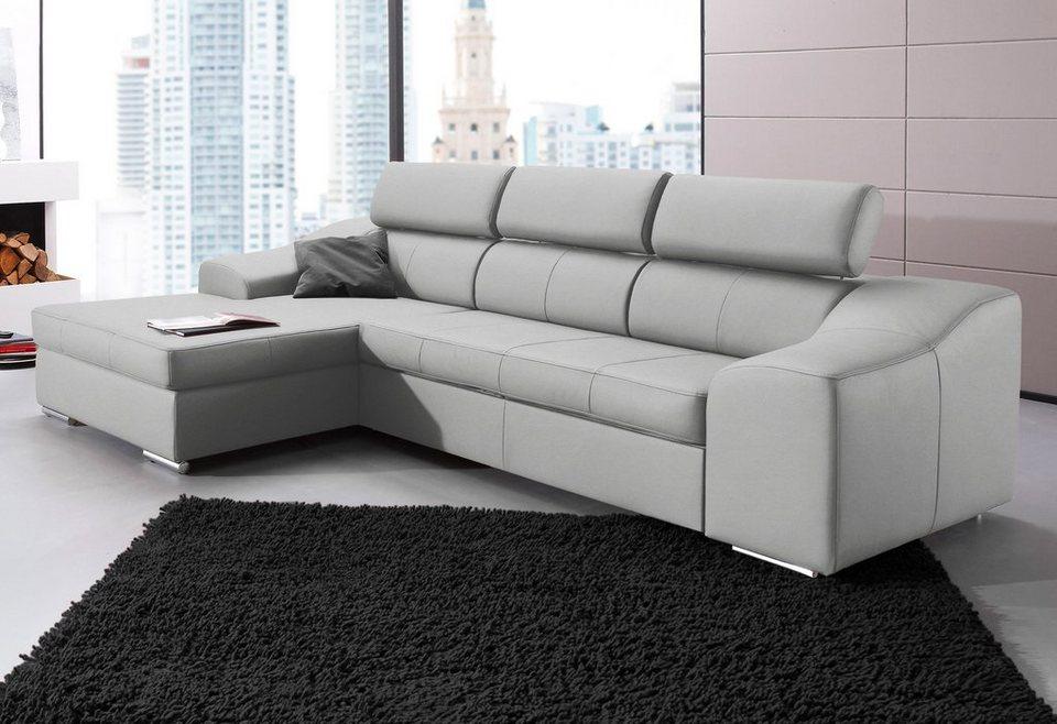 sit more polsterecke wahlweise mit bettfunktion otto. Black Bedroom Furniture Sets. Home Design Ideas