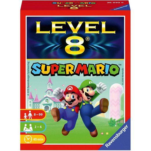 Ravensburger Spiel, »Kartenspiel Super Mario Level 8«