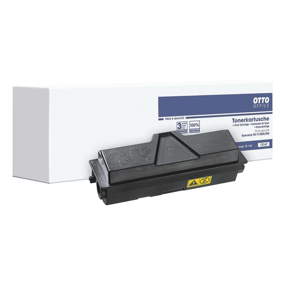 OTTO Office Standard Tonerkassette ersetzt Kyocera »TK-160«