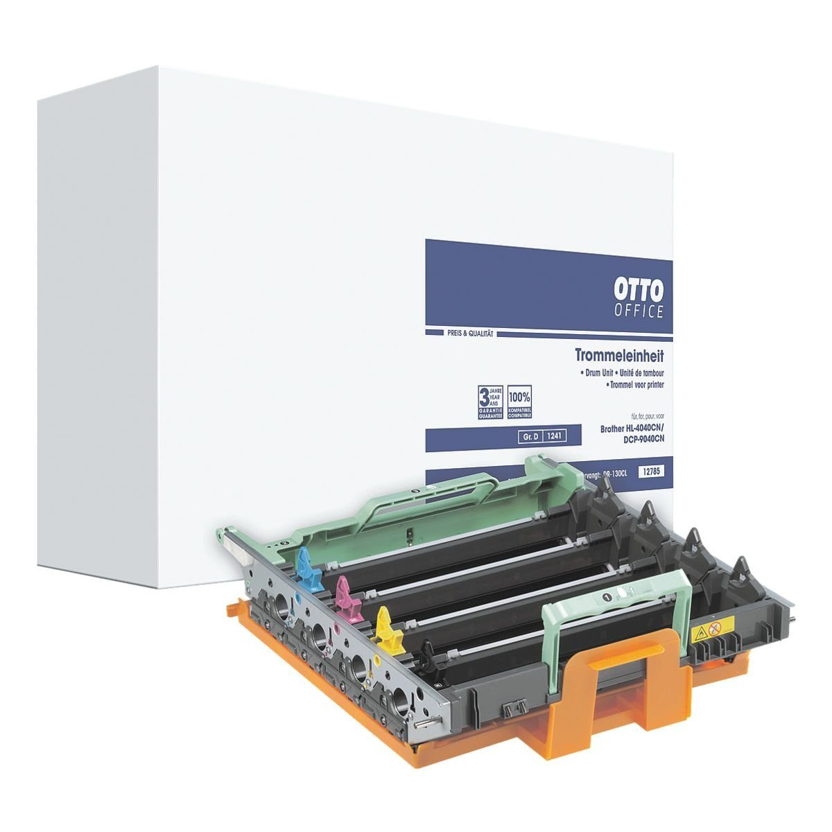 OTTO Office Standard Trommel (ohne Toner) ersetzt Brother »DR-135CL«