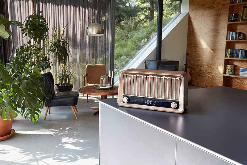 Philips »Philips TAVS700« Internet-Radio (Digitalradio, Radiowecker)