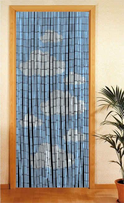 Türvorhang, WENKO, Hakenaufhängung (1 Stück), BxH: 90x200 cm