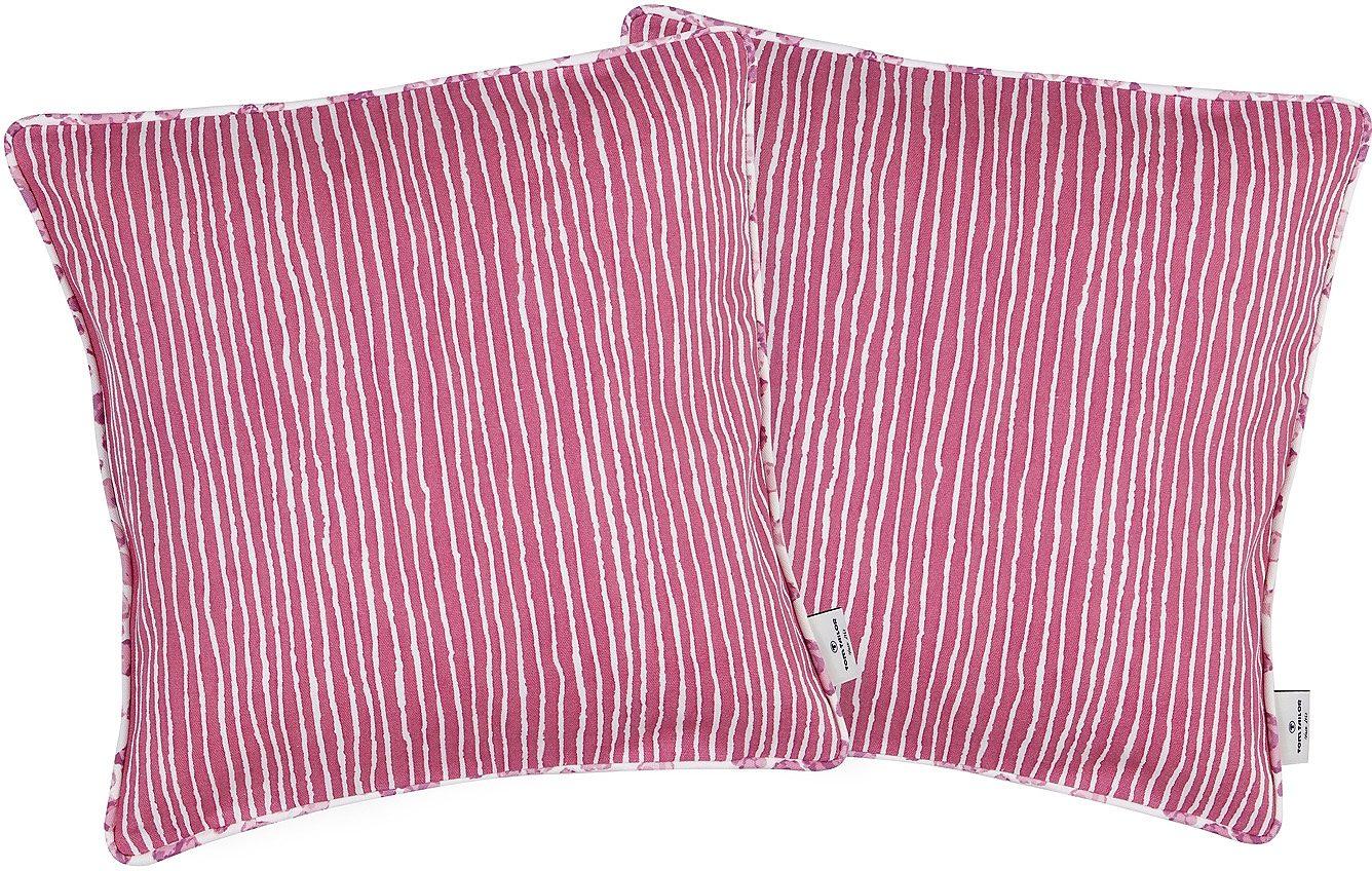 Kissenhülle, Tom Tailor, »Paited Stripes« (2 Stck.)