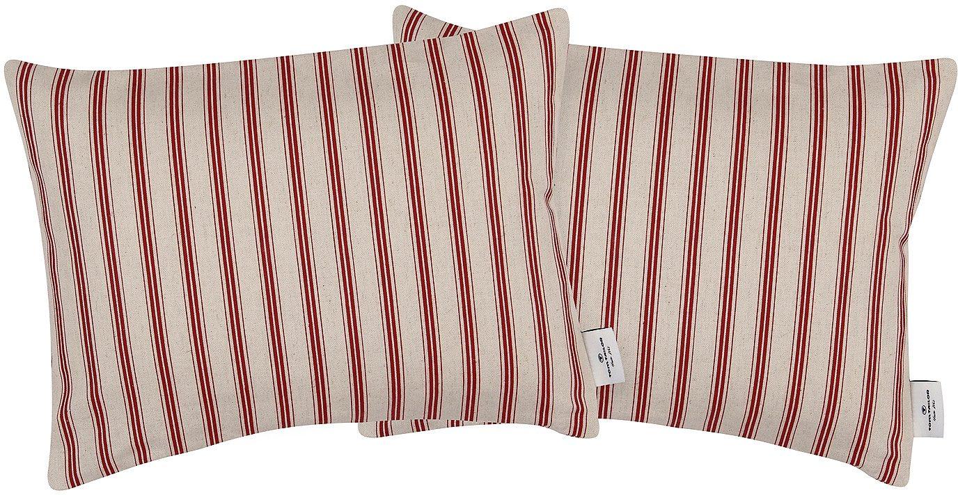Kissenhülle, Tom Tailor, »Stripes« (2 Stck.)