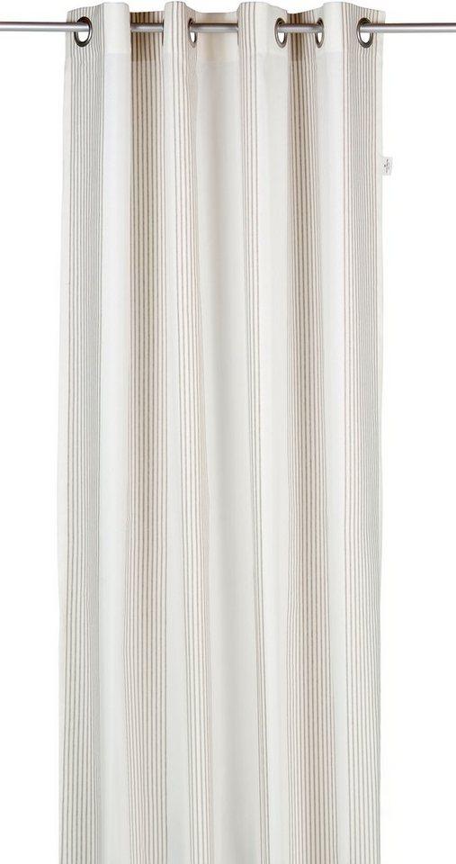 vorhang tom tailor next stripes mit sen 1 st ck. Black Bedroom Furniture Sets. Home Design Ideas