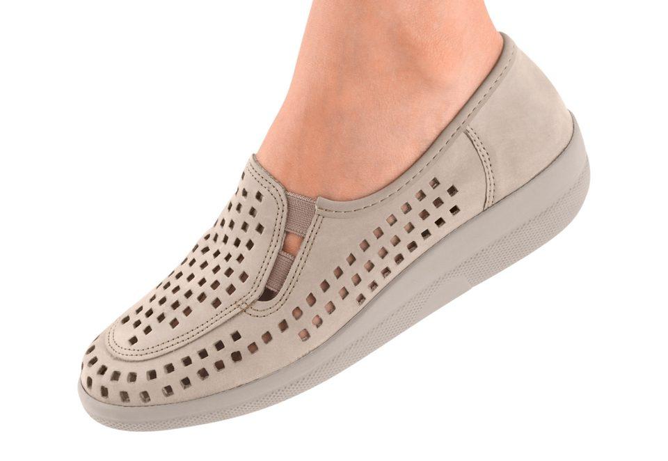 Classic Slipper mit flexibler PU-Laufsohle kaufen  beige