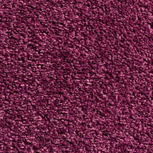 Teppichboden »Sophie«, Andiamo, rechteckig, Höhe 10 mm, Meterware, Breite 400 cm, uni, mit Textilrücken