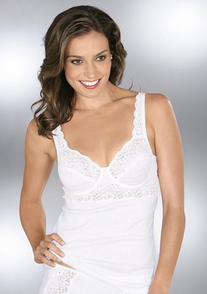BH-Hemd, Nina von C. in weiß