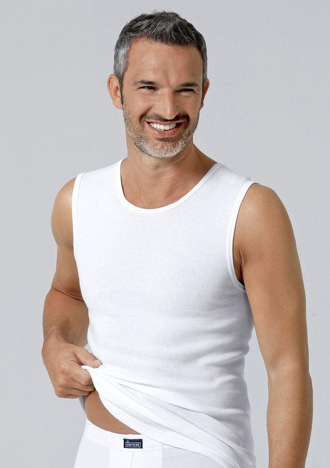 Shirt, Kings Club (3 Stck.) in weiß