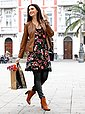 Sara Lindholm by Happy Size Lederimitat-Leggings, Bild 7