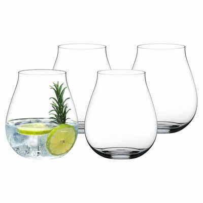 RIEDEL Glas Cocktailglas »Gin-Set Becher Classic 4er Set«, Glas