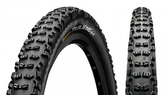 CONTINENTAL Fahrradreifen »Reifen Conti Trail King 2.4 Apex faltbar 26x2.40'«