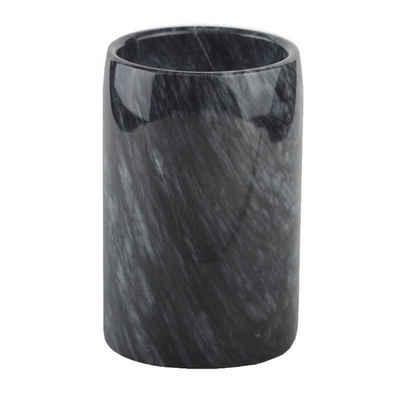 houseproud Zahnputzbecher »Gloss Marble Zahnputzbecher«, Hochglänzender Marmor