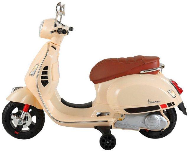 E-Kindermotorrad JAMARA Elektroroller Rideon Vespa Kinder ab 3*