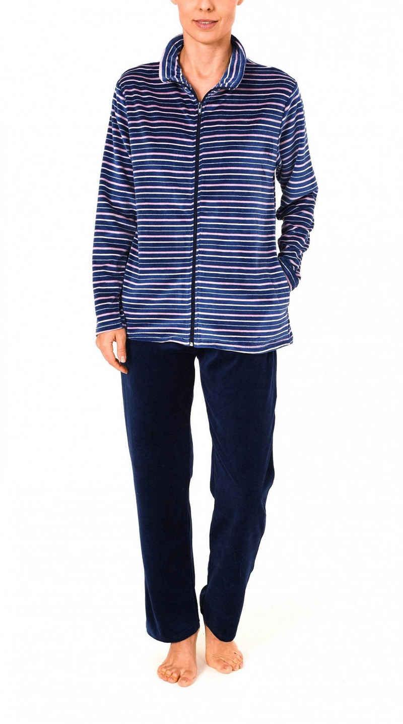 Normann Freizeitanzug »Damen Hausanzug Homewear Nicky Velvet - 57675«