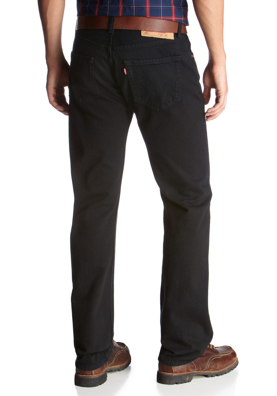 Levi´s Straight-Jeans »501«