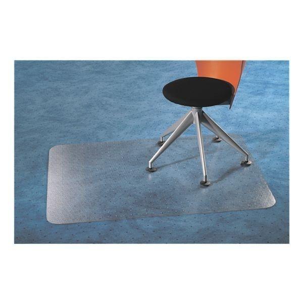 FLOORTEX Bodenschutzmatte 75x120 cm, rechteckig, für Teppichboden | Baumarkt > Bodenbeläge > Teppichboden | FLOORTEX