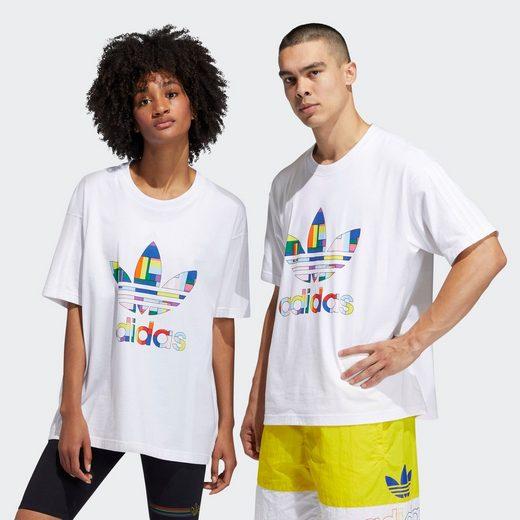 adidas Originals T-Shirt »Pride Flag Fill T-Shirt – Genderneutral«