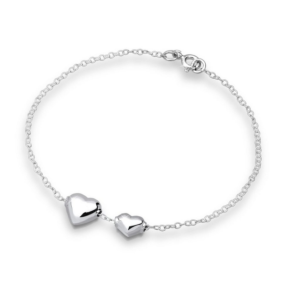 elli armband herz symbol klassiker zeitlos 925 silber online kaufen otto. Black Bedroom Furniture Sets. Home Design Ideas