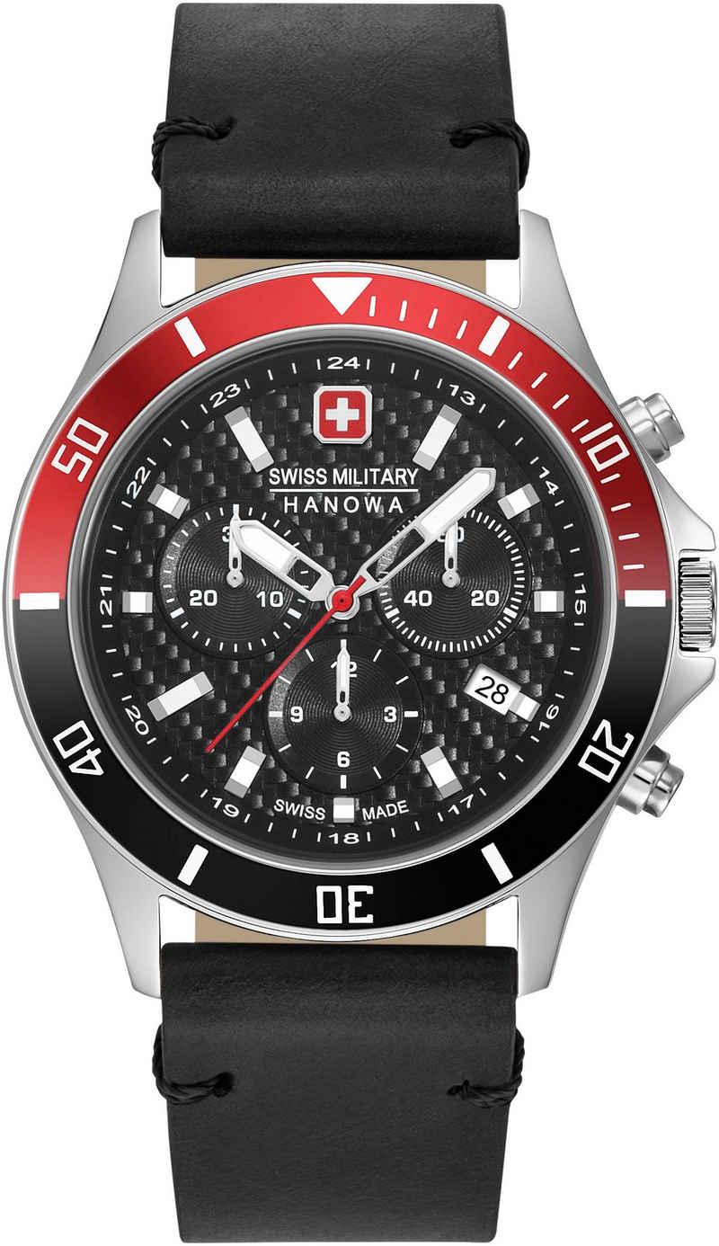 Swiss Military Hanowa Chronograph »FLAGSHIP RACER CHRONO, 06-4337.04.007.36«