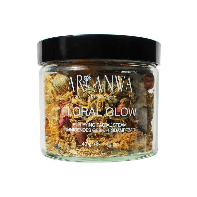 ARI ANWA Skincare Gesichtsdampfbad »Floral Glow Gesichtsdampfbad, Gesichtsreinigung«