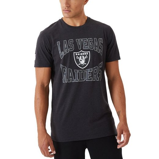 New Era Print-Shirt »NFL TEAM LOGO Las Vegas Raiders«