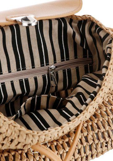Esprit Cityrucksack »Devon Backpack«  in Handarbeit hergestellt