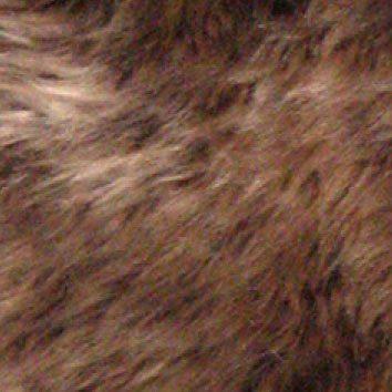 Fellteppich »Lammfell KK 1 5«  Heitmann Felle  fellförmig  Höhe 70 mm  echtes Austral. Lammfell  Farbe braun mit hellbraunen Spitzen