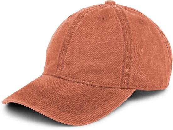 styleBREAKER Baseball Cap »Vintage Cap in washed Optik«
