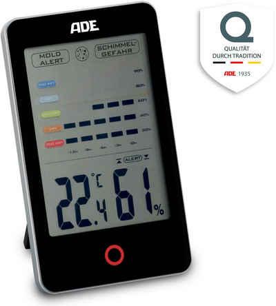 ADE »WS 1701« Wetterstation (Hygrometer mit visuellem Schimmelalarm)