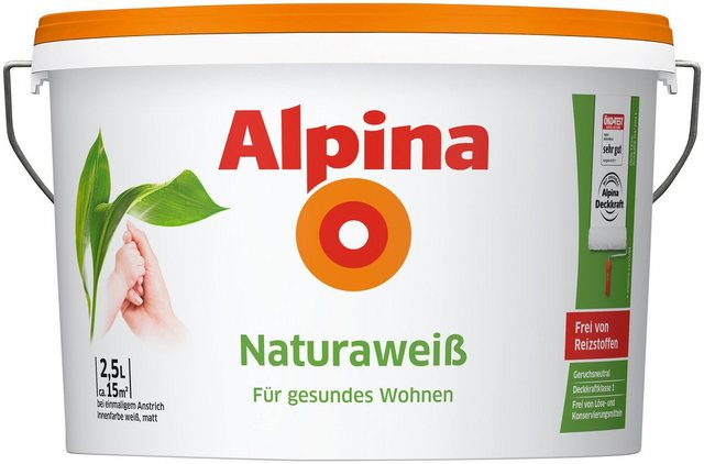 Alpina Natura Weiss