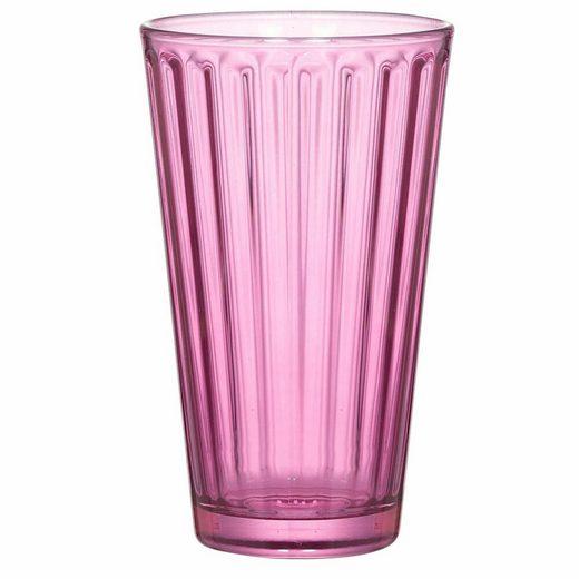 Ritzenhoff & Breker Longdrinkglas »Lawe Berry 400 ml«, Glas
